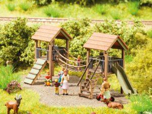 Abenteuer-Spielplatz <br/>NOCH 14367