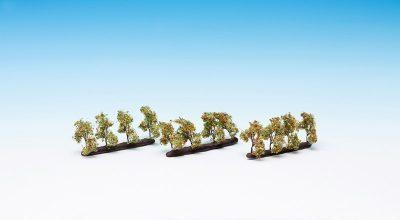 Plantagenbäume mit Äpfeln <br/>NOCH 21532