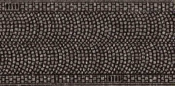 Kopfsteinpflaster, 100 x 3 cm <br/>NOCH 34070 1