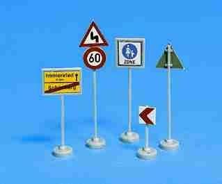 Verkehrszeichen <br/>NOCH 34121 1