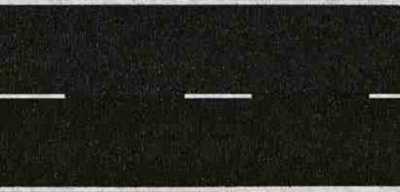 Teerstraße, schwarz, 100 x 2,9 cm <br/>NOCH 34150 1