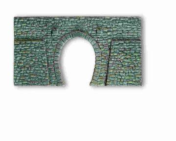 Tunnel-Portal, 1-gleisig, 16 x 9 cm <br/>NOCH 34937 1
