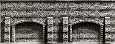 Arkadenmauer, 13 x 7 cm <br/>NOCH 44920