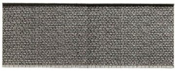 Mauer, extra lang, 66,8 x 12,5 cm <br/>NOCH 58055 1
