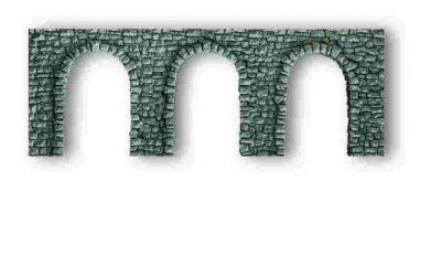 Arkadenmauer, offen, 27 x 10 cm <br/>NOCH 58260