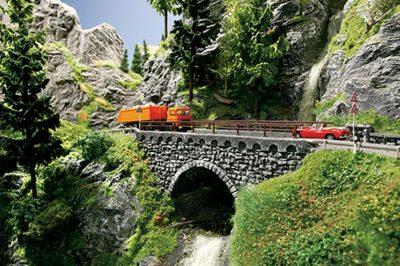 Brücke, Achtobel-Brücke <br/>NOCH 58690
