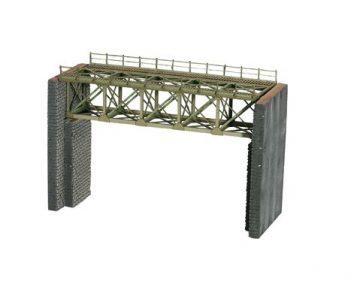 Brücke, Stahlbrücke <br/>NOCH 62910 1
