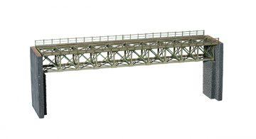 Brücke, Stahlbrücke, 37,2 cm lang <br/>NOCH 67020 2