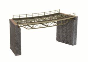 Brücken-Fahrbahn, gebogen, R1 360 mm <br/>NOCH 67025