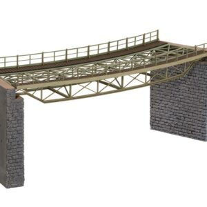 Brücken-Fahrbahn, gebogen, R2 437 mm NOCH 67026
