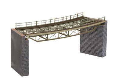 Brücken-Fahrbahn, gebogen, R2 437 mm <br/>NOCH 67026