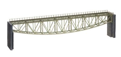 Fischbauchbrücke, 54 cm lang <br/>NOCH 67028