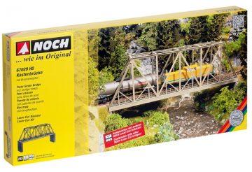 Brücke, Kasten-Brücke,  <br/>NOCH 67029 3