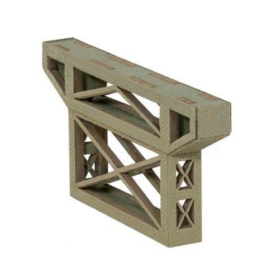 Brückenpfeiler Adapterstück <br/>NOCH 67031