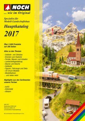 NOCH Katalog 2017 mit UVP <br/>NOCH 71170