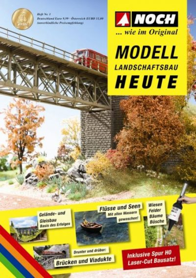 "Guidebook ""A Family Hobby - Model Railway"" <br/>NOCH 71908"