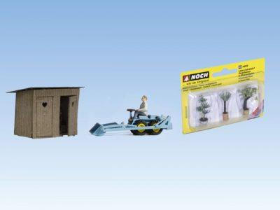 """Super-Spar-Pack Magazin """"Model Landscaping Today"""" <br/>NOCH 71919"""
