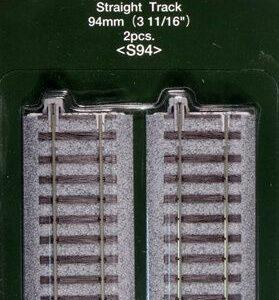 Gleis, gerade, 94 mm, 2 Stück KATO 7002111
