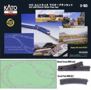 WGH-Set <br/>KATO 7003103