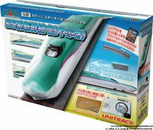 E5 Hayabusa Shinkansen Bullet <br/>KATO 7010001