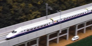E2 1000 Shinkansen Hayate <br/>KATO 7010278