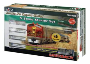 Santa Fe Super Chief Starter- <br/>KATO 701060018