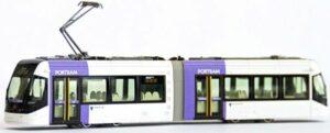 LRT Unitram Portram, TLR0607 <br/>KATO 70148012