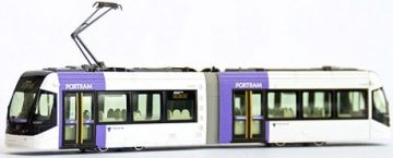 LRT Unitram Portram, TLR0607 <br/>KATO 70148012 1