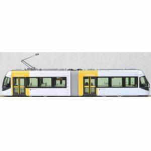 LRT Unitram Portram, TLR0603 <br/>KATO 70148016