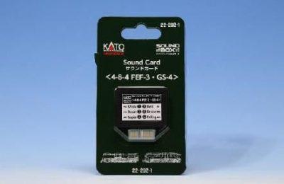 Elektronik, Sound Card für Soundbox <br/>KATO 7022202