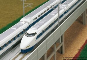 100 Shinkansen 6-TLG <br/>KATO 7072702