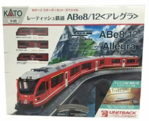 Startpackung Allegra ABe 8/12 <br/>KATO 7074036