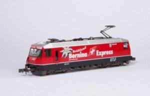 GE4/4-III 641 Bernina Express <br/>KATO 7074037