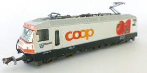 GE4/4-III 641 Coop <br/>KATO 7074039