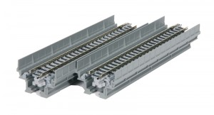 Viadukt, 1-gleisig mit KATO 7077002