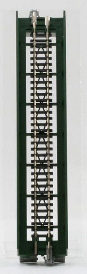 Brücke, Vorflut-Brücke grün mit Gleis <br/>KATO 7077206