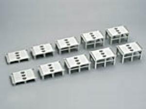 Pfeiler-Set auf- und ab, 10-teilig <br/>KATO 7077308 2
