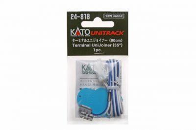 Anschluss-Kabel, 2-polig, blau-weiß <br/>KATO 7077508