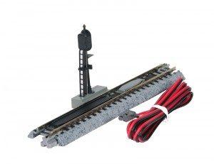 Signalgleis, gerade, 124 mm <br/>KATO 7078013