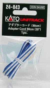 Adapterkabel blau-weiß fürÜber <br/>KATO 7078501