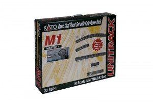 Master-Set M1, Einfaches Glei <br/>KATO 7078620