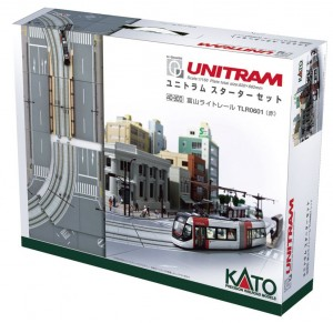 UNITRAM Straßenbahn StarterSe <br/>KATO 7078660