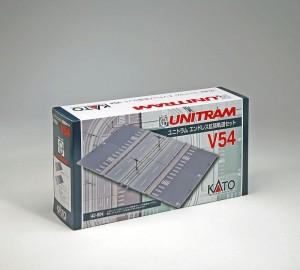 UNITRAM V54 Erweiterungs-Set <br/>KATO 7078662