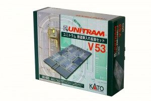 UNITRAM V53 Erweiterungs-Set <br/>KATO 7078671