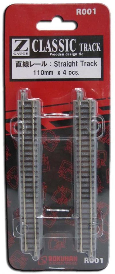 Gleis, gerade, 110 mm <br/>Rokuhan 7297001