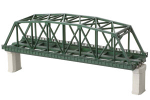 Brücke, Kasten-Brücke, 2-gleisig 220mm <br/>Rokuhan 7297043