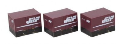 12'Container 19A - JRF, 3 Stü <br/>Rokuhan 7297520