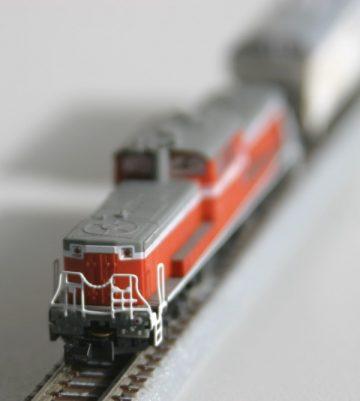 Diesel-Hydraulik-Lok DD51, ro <br/>Rokuhan 7297700 2