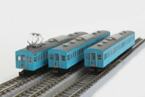 103-Typ Personenwagen-Set <br/>Rokuhan 7297775