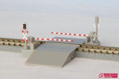 Bahnübergang EURO <br/>Rokuhan 7297788